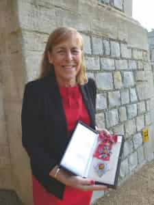 Janet Thornton has been named Dame Commander of the Order of the British Empire. She feels it is an important recognition of bioinformatics.